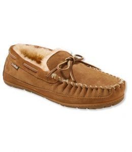 L.L Bean Men's Wicked Good Moccasins