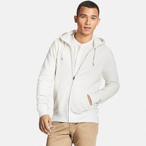 Uniqlo Men's Full Zip Hoodie