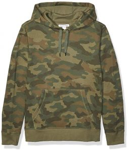 Amazon Essentials Men's Hooded Fleece Sweatshirt
