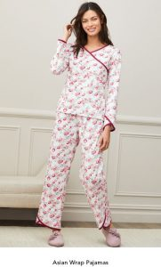 Garnet Hill Pajamas