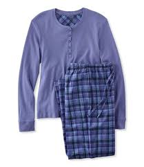 L.L Bean Flannel Pajama Sets