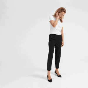 eaf85ca372 Everlane has a lot of very comfortable clothes, and these Italian GoWeave  Easy Pant are no exception. They are 100% wool, which may be a turnoff for  a lot ...