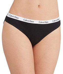 Calvin Klein 3 Pack Carousel Bikini Panty