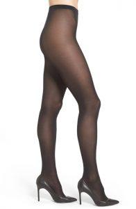 Wolford Velvet de Luxe' Semi-Opaque Tights