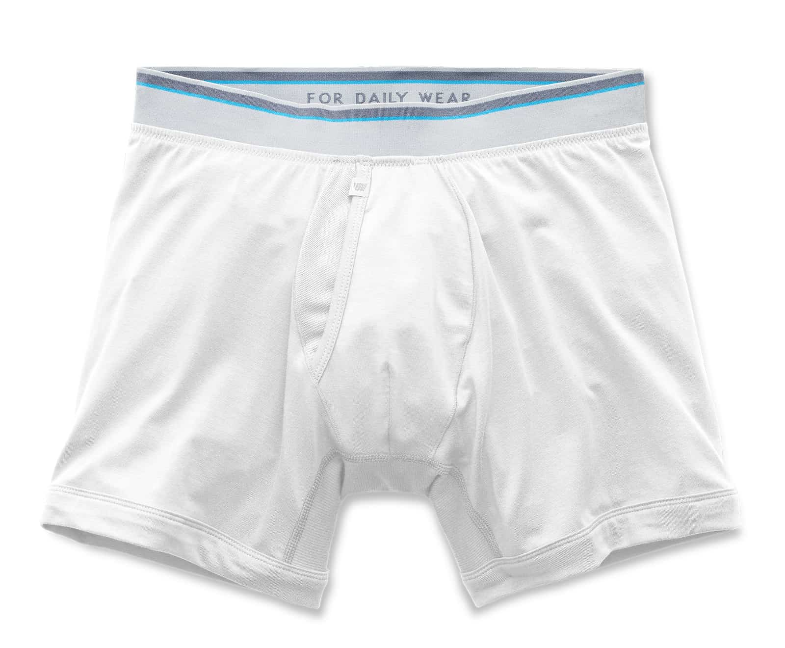 White Mack Weldon Boxer Briefs