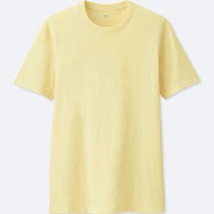 Uniqlo Men Supima® Cotton Crewneck