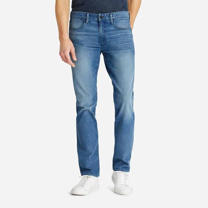 056b215a The Softest and Most Comfortable Men's Jeans | Comfort Nerd