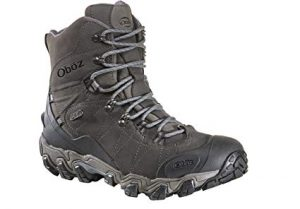 "Oboz Bridger 8"" BDry Insulated Winter Boots"