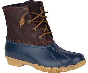Women's Saltwater Duck Boot with Thinsulate by Sperry