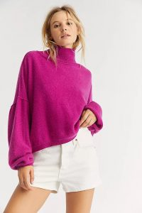 So Low So High Cashmere Sweater by Free People