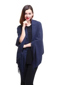 Reemonde Large Extra Soft Cashmere Wrap Scarf