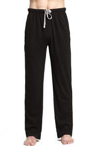 CYZ Comfortable Jersey Cotton Knit Pajama Sleep Pants