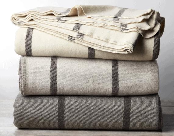 Coyuchi Wool Blanket