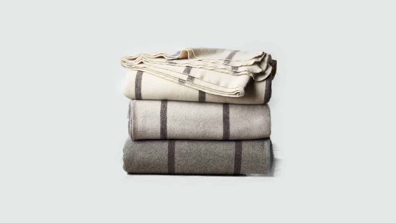 7 of the Most Comfortable Wool Blankets Available