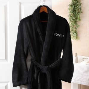 Just For Him Luxury Fleece Robe