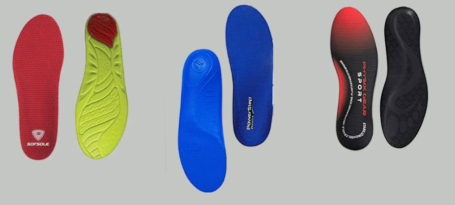 The Most Comfortable Insoles to Help with Foot Pain