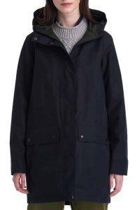 Barbour Manor Waterproof Hooded Jacket