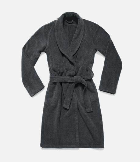 Charcoal grey robe