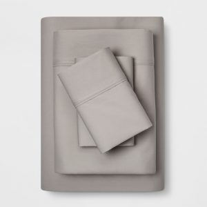 Threshold's Performance Sheet Set Solids 400 Thread Count