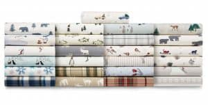 Eddie Bauer Cotton Flannel Sheets