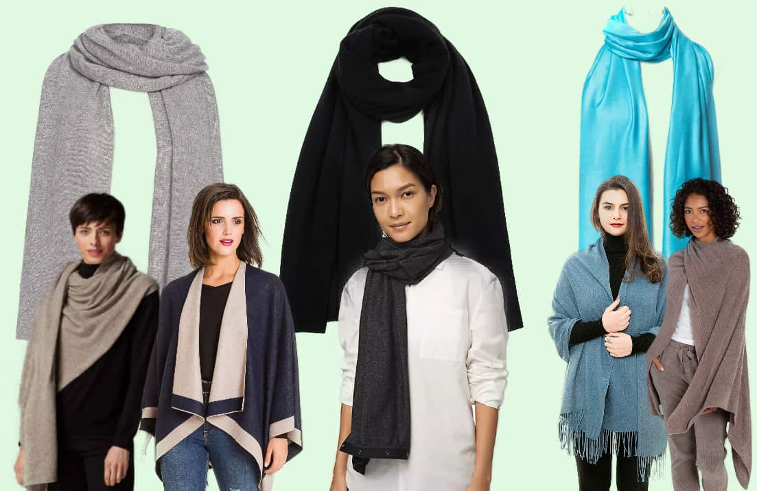 Eight of the most comfortable travel wraps