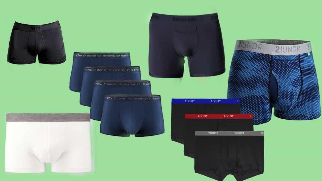 The most comfortable men's trunk underwear.