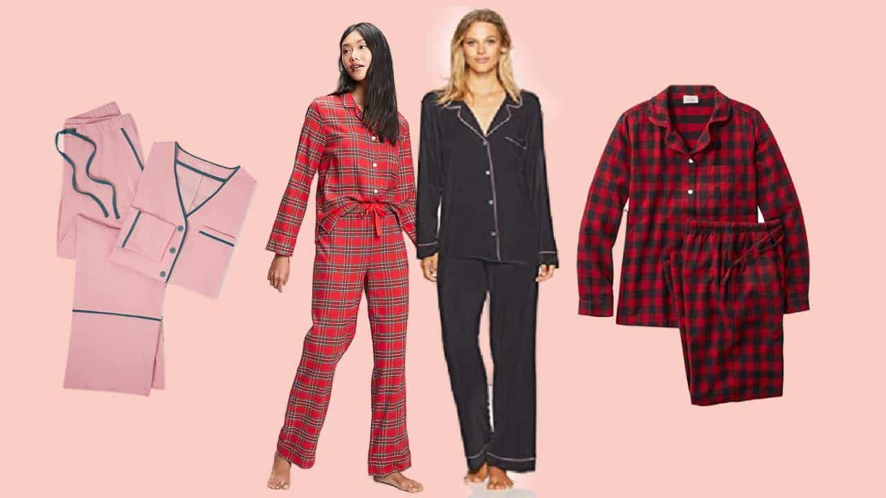 The most comfortable women's pajamas.