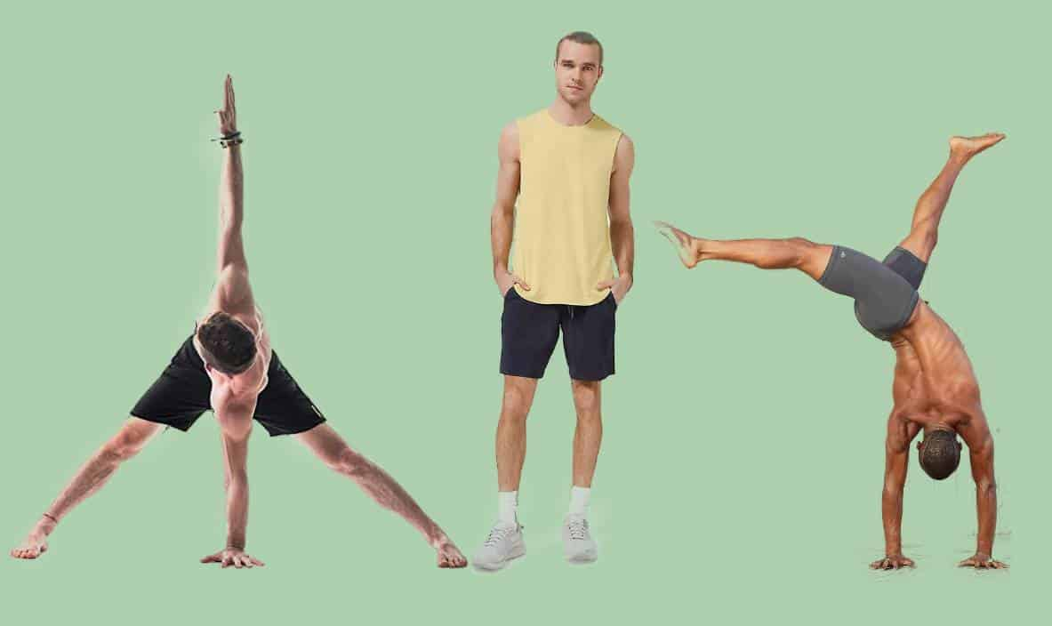 The Most Comfortable Yoga Shorts for Men