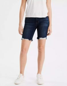 AE Ne(x)t Level Denim Skinny Bermuda