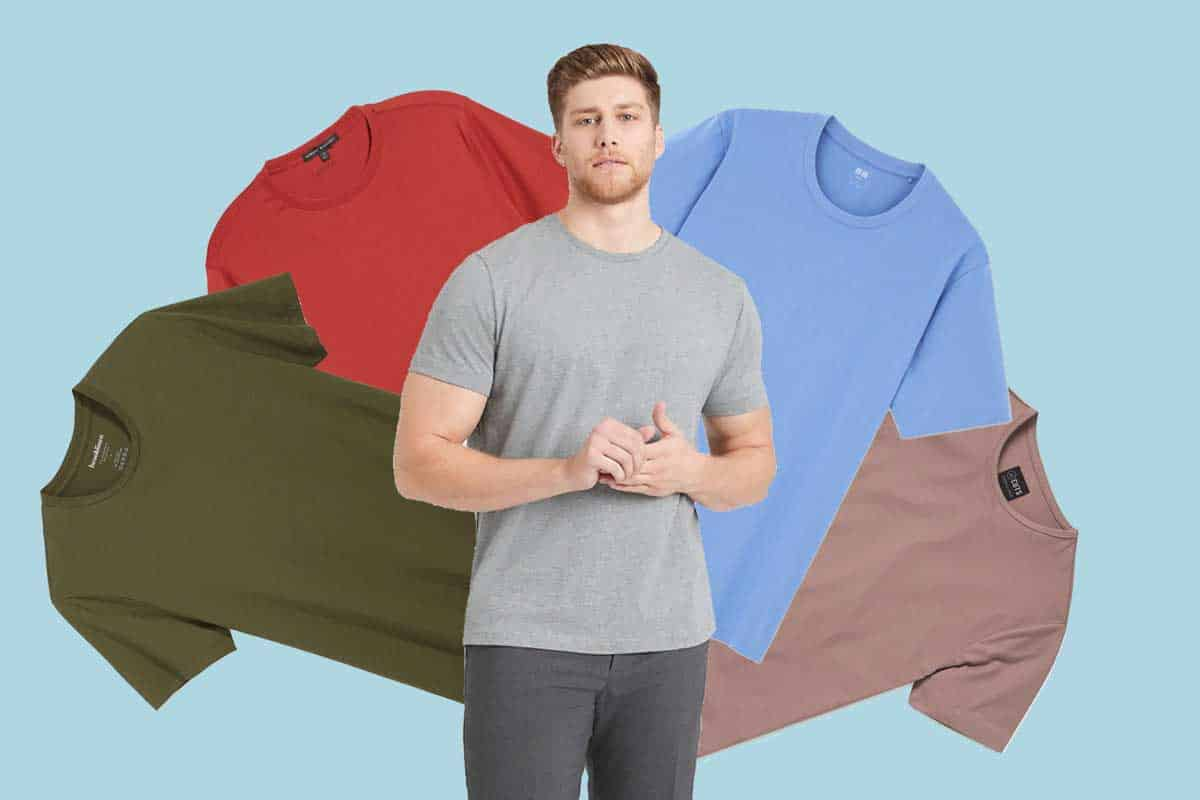 12 of the Most Comfortable Men's T-Shirts Around