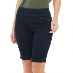Women's Croft & Barrow® Effortless Stretch Bermuda Shorts