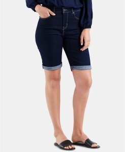 Levi's Women's Denim Bermuda