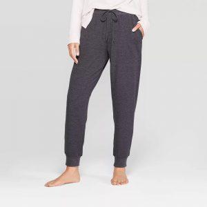 Soft Fleece Lounge Jogger Pants