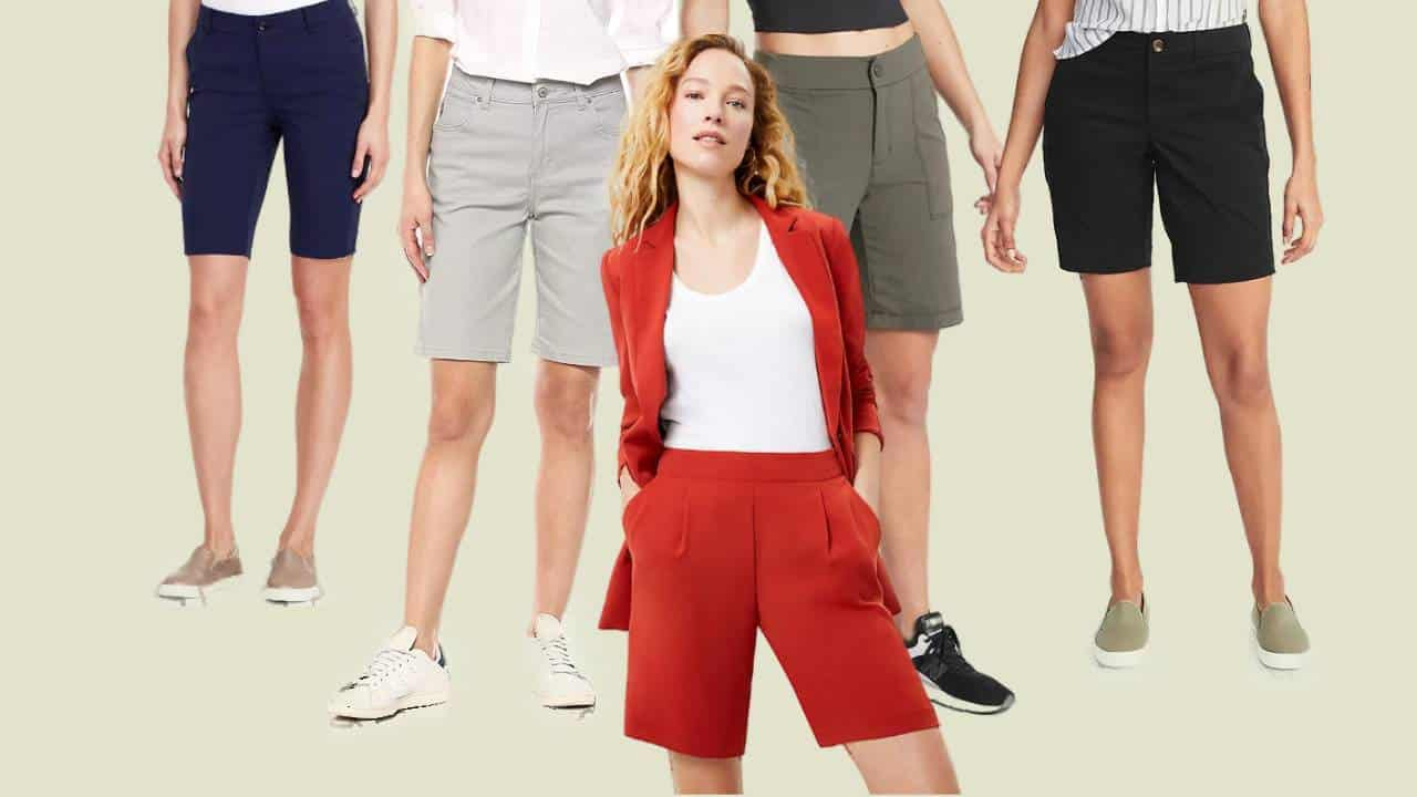 The Best Bermuda Shorts for Women