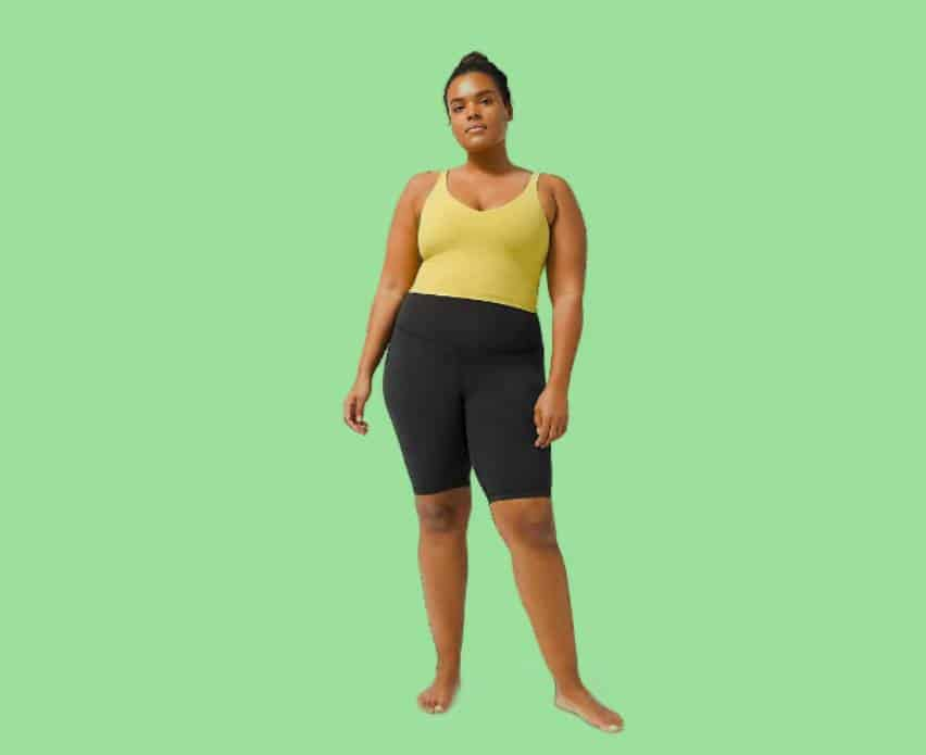 The Most Comfortable Women's Yoga Shorts