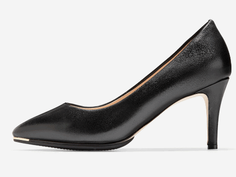 Black Cole Haan Pump