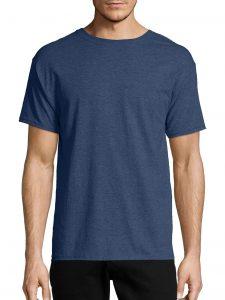 Hanes Men's and Big Men's Ecosmart Short Sleeve Tee