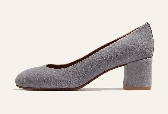 Margaux Grey Shoe