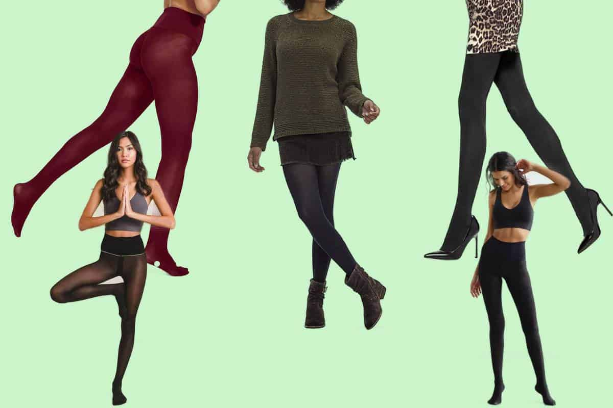 Five examples of the most comfortable tights for women