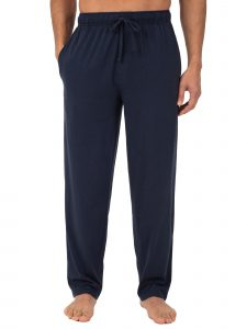 Fruit of the Loom Jersey Knit Pajama Pants