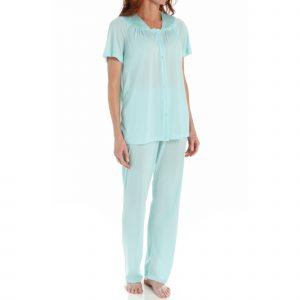 Exquisite Form Coloratura Vintage Short Sleeve Pajama Set