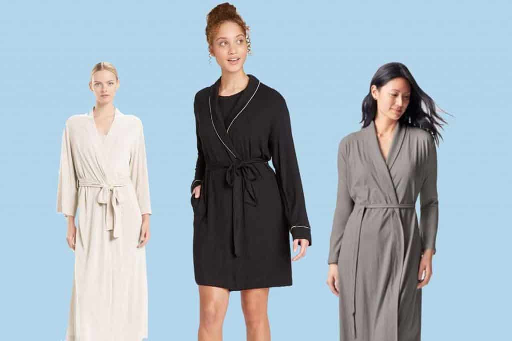 9 Lightweight Women's Robes That Are Perfect for Summer