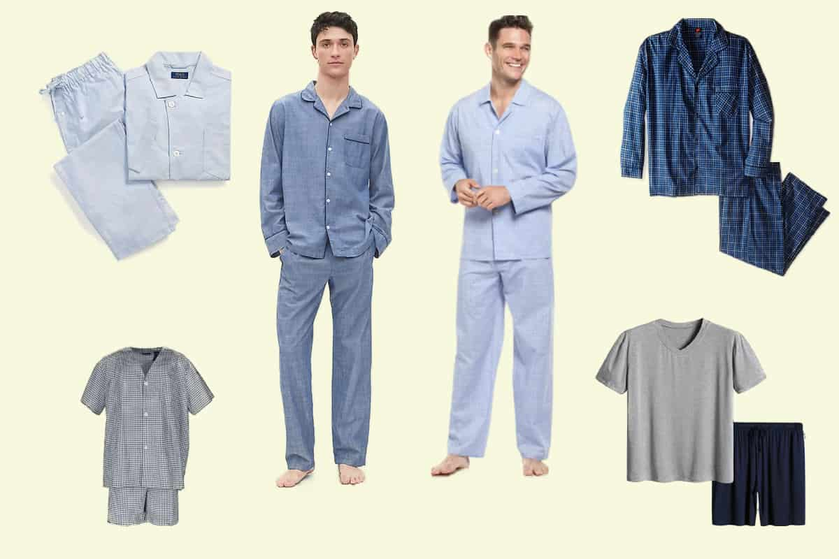 Six of the most comfortable lightweight pajamas for men