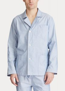 Polo Ralph Lauren Heritage Oxford Pajama Set