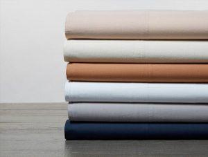 Coyuchi Organic Crinkled Percale™ Sheets