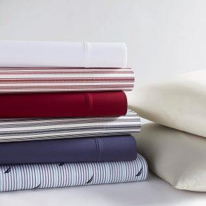 Nautica Stripe Cotton Percale Set