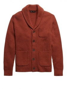 Banana Republic SUPIMA® Cotton Cardigan Sweater