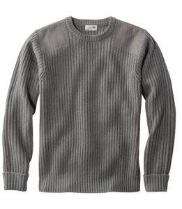 L.L Bean Men's Commando Sweater