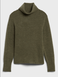 BR Aire Turtleneck Sweater