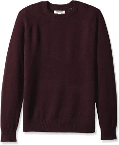 Goodthreads Men's Lambswool Crewneck
